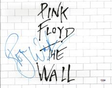 Roger Waters Pink Floyd Signed 11X14 Photo PSA/DNA #AA27554