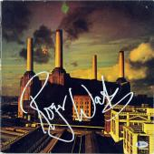 Roger Waters Pink Floyd Signed Animals Album Cover W/ Vinyl BAS #A10251