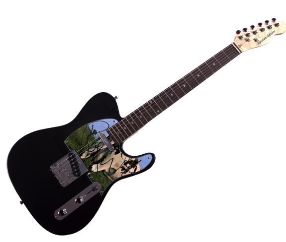 Roger Waters Pink Floyd Signed Atom Heart Mother Album LP cd Guitar RACC TS UACC