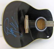 Roger Waters Pink Floyd Signed Guitar PSA/DNA #P74128