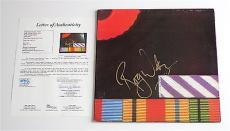 Roger Waters Pink Floyd Signed The Final Cut Record Album Jsa Loa Y14502