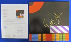 Roger Waters Signed Autograph Pink Floyd The Final Cut LP Vinyl Album JSA Y14...
