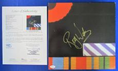 Roger Waters Signed Autograph Pink Floyd The Final Cut LP Vinyl Album JSA Y57...