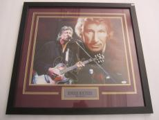 Roger Waters Signed Autographed 16x20 Photo Professionally Framed Matted JSA