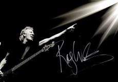 Roger Waters Signed - Autographed PINK FLOYD 11x17 inch Photo - Guaranteed to pass PSA or JSA