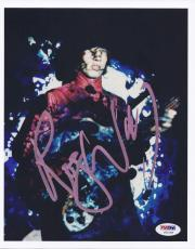 Roger Waters Signed Pink Floyd 8x10 Photo Autograph Psa/dna Coa