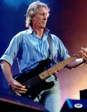 Roger Waters Signed Pink Floyd Authentic Autographed 11x14 Photo PSA/DNA #Q31037