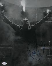 Roger Waters Signed Pink Floyd Authentic Autographed 11x14 Photo PSA/DNA #V87663