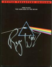 Roger Waters Signed Pink Floyd Dark Side Of The Moon Song Book JSA #L74043