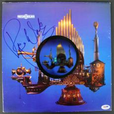 Roger Waters Signed Pink Floyd Relics Album Cover PSA/DNA #I66296