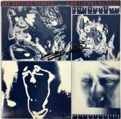 Rolling Stones Keith Richards Signed Emotional Rescue Album Psa/dna #aa03976