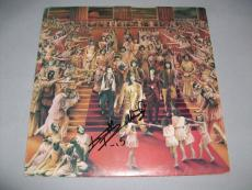 """ROLLING STONES KEITH RICHARDS signed """"ITS ONLY ROCK & ROLL"""" LP RECORD PSA/DNA"""