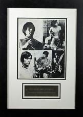 Rolling Stones Signed Autographed 7 x 9 Photo JONES Jagger Richards +2 PSA/DNA
