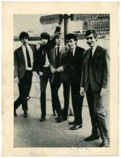 Rolling Stones Signed Autographed Program JONES Richards Jagger +9 PSA/DNA