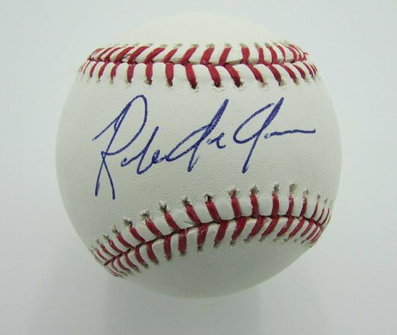 Roly DeArmas 2008 Phillies Coach Signed/Autographed OML Baseball JSA 141228