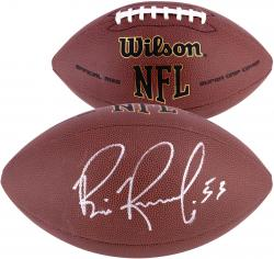 Bill Romanowski San Francisco 49ers Fanatics Authentic Autographed Replica Football
