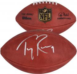 Tony Romo Autographed Duke Football