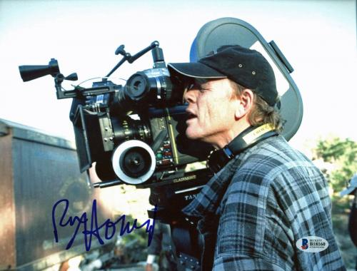Ron Howard Apollo 13 Signed 8.5x11 Photo Autographed BAS #B18160