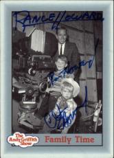 Ron Howard & Clint Howard & Rance Howard The Andy Griffith Show