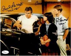 Ron Howard Paul Le Mat Signed Autographed 8X10 Photo American Graffiti JSAS37686