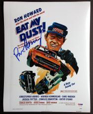 Ron Howard Signed 11x14 Photo Autograph Psa Dna Coa Eat My Dust