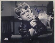 RON HOWARD Signed 11x14 PHOTO w/ PSA COA