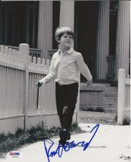 RON HOWARD Signed 8 x10 PHOTO with PSA/DNA COA