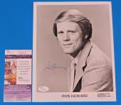 Autographed Ron Howard Photo - 8x10 BW ~ HOLLYWOOD LEGEND ~ JSA T05410