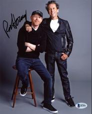 Ron Howard Signed 8X10 Photo Autographed w/ Brian Grazer BAS #B73951