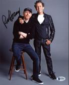 Ron Howard Signed 8X10 Photo Autographed w/ Brian Grazer BAS #B73951