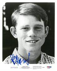 Ron Howard Signed American Graffitti Autographed 8x10 B/W Photo PSA/DNA #AA54450