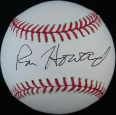 Ron Howard Signed Authentic Autographed OMLB Baseball PSA/DNA #P57337