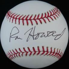 Ron Howard Signed Authentic Autographed OMLB Baseball PSA/DNA #P57337