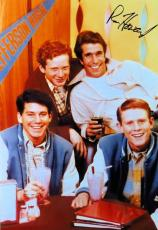 Ron Howard Signed Autographed 10X15 Photo Happy Days Richie Cunningham w/COA