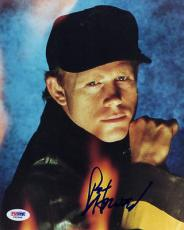 RON HOWARD SIGNED AUTOGRAPHED 8x10 PHOTO MOVIE DIRECTOR PSA/DNA