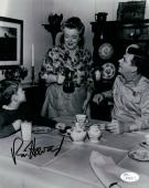 Ron Howard Signed Autographed 8X10 Photo The Andy Griffith Show Dining Room JSA