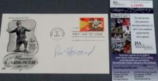 Ron Howard Signed FDC First Day Issue Cachet Envelope JSA COA Happy Days