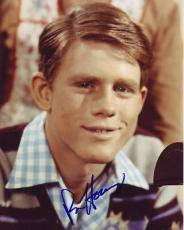 RON HOWARD signed *HAPPY DAYS* 8X10 photo W/COA *PROOF*