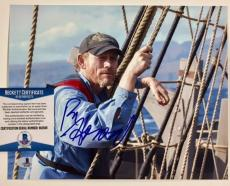 RON HOWARD Signed 'In Heart of the Sea' 8x10 Photo BAS Beckett COA Autograph
