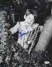 Ron Howard The Andy Griffith Show Signed 11X14 Photo PSA/DNA #U72026
