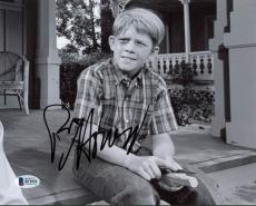 Ron Howard The Andy Griffith Show Signed 8X10 Photo BAS #B71932