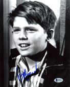 Ron Howard The Andy Griffith Show Signed 8x10 Photo BAS #D05671