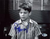 Ron Howard The Andy Griffith Show Signed 8x10 Photo BAS #D05673