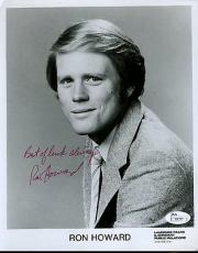 Ron Howard Vintage Signed Jsa Certed 8x10 Photo Autograph