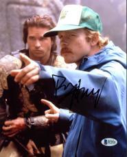 Ron Howard Willow Signed 8X10 Photo w/ Val Kilmer BAS #B71931