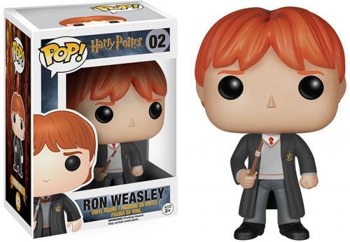 Ron Weasley Harry Potter #02 Funko Pop!