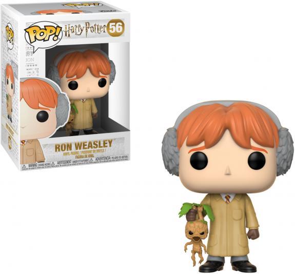 Ron Weasley Harry Potter Herbology #56 Funko Pop!