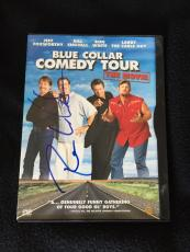 Ron White Signed Blue Collar Comedy Tour Movie Dvd Cover W/disc