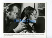 Ronald Lacey Margot Kidder Trenchcoat Original Glossy Movie Press Photo