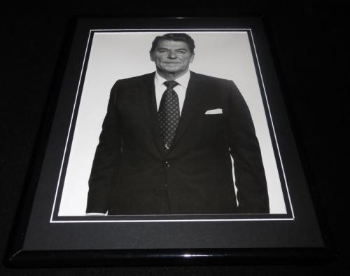 Ronald Reagan 1976 Framed 11x14 Photo Display